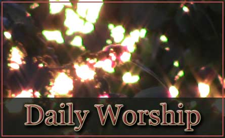 iDisciple Daily Worship