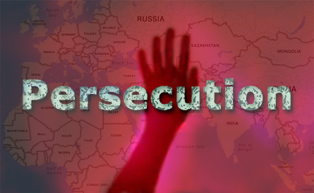 iDisciple Persecution graphic