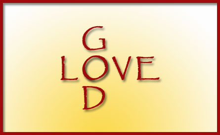 iDisciple God Is Love graphic